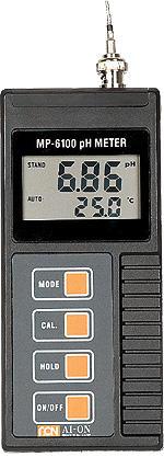 MP6100A  pH 91  ORP 81