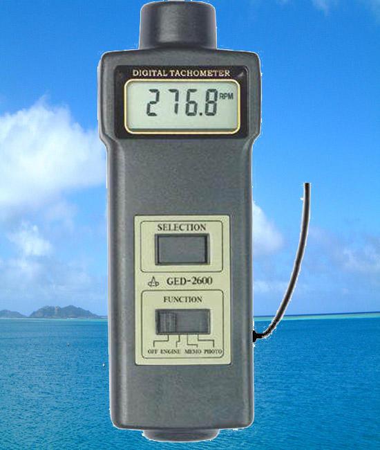 GED-2600 发动机转速表