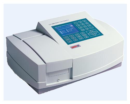 尤尼柯UV-4802紫外可见分光光度计