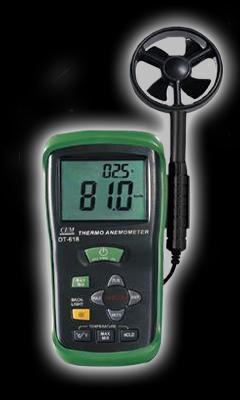 风速温度仪DT618