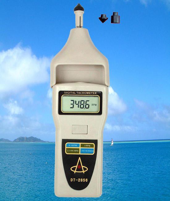 DT-2856 DT-2858 激光/接触转速表 光电接触两用转速表