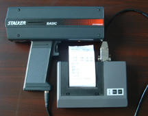 BASIC雷达测速仪