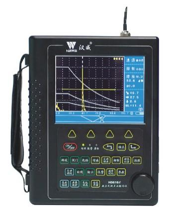 HS616e型 增强型数字真彩超声波探伤仪