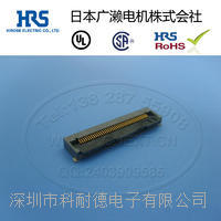 HRS连接器FH28D-50S-0.5SH(05)广濑进口50pinFPC翻盖下接原厂正品现货 FH28D-50S-0.5SH(05)