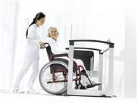 钟山透析轮椅秤,昭平血透电子秤,富川医疗电子秤 SCS