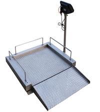 江孜透析轮椅秤,拉孜血透电子秤,定日医疗电子秤