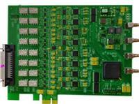 16通道同步采集、模拟量同步采集、高速同步采集、支持多卡同步、PCI-E多路同步数据采集卡PCI-E8511