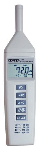 CENTER-329数字式噪音计 CENTER-329