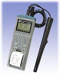 AZ9851列表式温湿度计 AZ9851