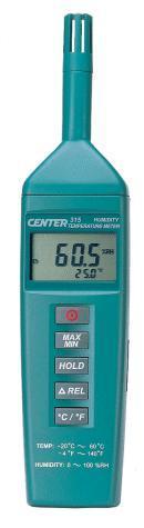 CENTER-315数字温湿度计 CENTER-315