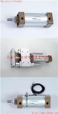 台湾HINAKA中日流体气缸,DAL,DALD,DALE,DALM,DALT系列气缸 DAL-40M50,DAL-40M100,DAL-50M75,DAL-50M125,DAL-63M1