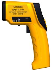 ETI2600红外线测温仪 ETI2600(冶金专用型)