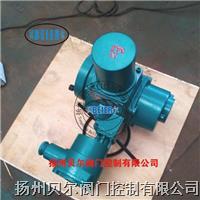 防爆电动调节阀(防爆型阀门电动装置) DQW40-1B