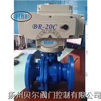 铸铁电动球阀 Q941F-16T DN40