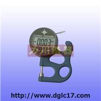 数显百分测厚仪  SD-10*0.01