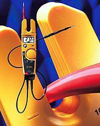 Fluke T5-600 电压电流通断测试仪 Fluke T5-600