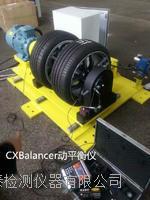 汽车轮胎现场动平衡校正服务