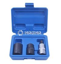 3 Pcs Pentagon Socket Set