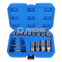 Stud Bolt Nut Screw Extractor Set