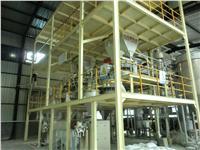 碳化硅微粉专用超声波振动筛、混配系统