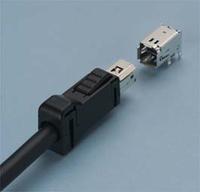 MUF-PK10K-X 松下 MINAS A6型AC伺服电机驱动专用连接器 MUF-PK10K-X