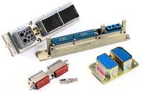 BKAF3-248-30001 ARINC 600 SERIES Rack & Panel Rectangular Connectors BKAF3-248-30001