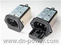 带单保险管IEC插座式滤波器 CW2A