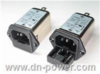 带双保险IEC插座型滤波器 CW2A