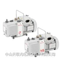 Edwards  E2M0.7 Rotary Vacuum Pumps E2M0.7