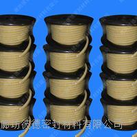 耐高温特氨纶盘根,水泵用特氨纶盘根