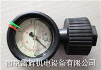 PP充油耐腐蚀压力表 0-1.0Mpa