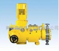 Primeroyal 系列马达驱动液压隔膜计量泵