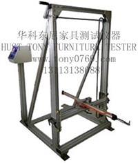 清远家具实验室检测仪器柜门铰链耐久性检测仪器 TNJ-026