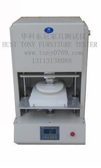 湖南家具检测仪器实验室设备直销海棉反复压缩疲劳试验机 TNJ-028