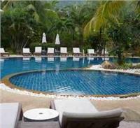别墅游泳池 室外泳池