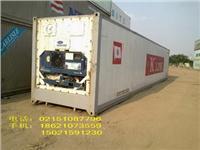 上海二手冷藏冷冻集装箱,二手冷藏集装箱价格。