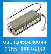 OBO RJ45S-E100/4-F,OBO RJ45-TELE/4-F OBO RJ45S-E100/4-F