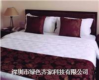 酒店床上用品批发定做