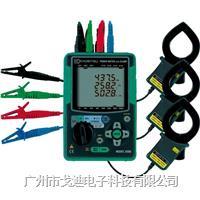 日本共立|电能质量分析仪MODEL-6300 电力品质测试仪