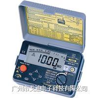日本共立|指针式兆欧表MODEL-3124 绝缘电阻测试仪