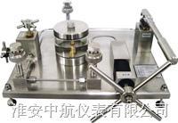 全不钢台式液压源 ZH-YFT-60D