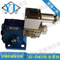 防爆電液閥GD-DBW20B-50/315-D24 GD-DBW20B-50/315-D24