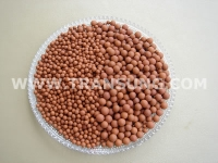 Clay ball or loess bal 1-1.5mm,1.5-2mm,2-4mm,3-5mm