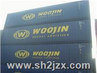 二手集装箱、上海二手集装箱、集装箱活动房、集装箱办公室 20GP