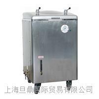 国产立式高压蒸汽灭菌器YM50A 50L压力蒸汽灭菌锅价格 YM50A