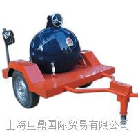 JBG-1000防爆球报价 拖车式自动翻盖防爆球 防爆球厂家