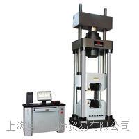 万能试验机安装程序 WAW-D单空间楔形夹具电液伺服万能试验机