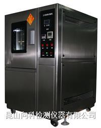 整鞋低溫屈撓試驗機,又稱成品鞋低溫彎折試驗機 XK-3010-B