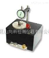 皮革柔韧性测试仪 XK-3077