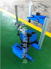 立式焊接专用KB-30焊接转台/带气保焊、氩弧焊专用加持头/带自动顶紧装置 KB-30